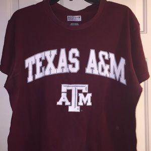 Preworn Texas A&M tee
